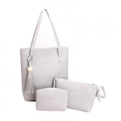 Joyism Handbags 3 Colors Women Shoulder bag Vintga Crossbody Bags gray f