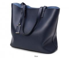Joyism Luxury Handbags Women Bags Designer High Quality PU Totes Women Mujer Bolsas blue f