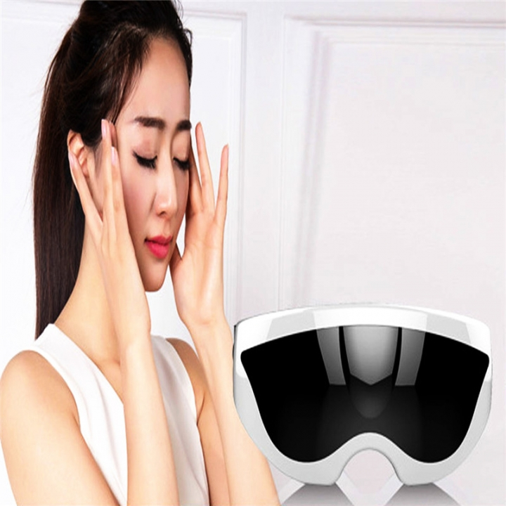 Electric Eyes Massager Eye Fatigue Alleviating Health Care Massaging Gadget
