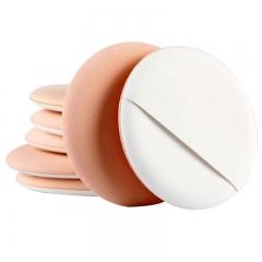 Women Air Cushion BB Cream Make Up Puff Sponge white