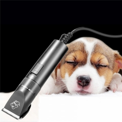 New Professional Electric Pet Hair Clipper Cat Dog Hair Trimmer Grooming black no size