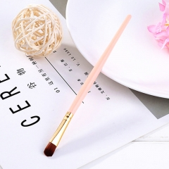 Makeup Brushes Eyelashes Blush Elegant Bleached mental Eye shadow Brush Professional Styling Tools as picture