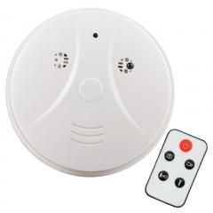 Smoke Detector Detection Model Hidden Spy Camera DVRCamcorder DV+Remote black S