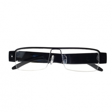 SPY 1080p HD Digital Video Glasses Hidden Camera EyewearDVRCamcorder Eyeglass - Intl black S