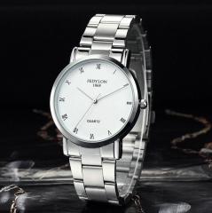 2017 New Watches Men Luxury Brand FEDYLON Fashion Casual Full Steel Quartz Wrist Watch 01