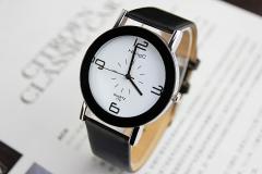 2017 Fashion Ladies Wristwatch Fashionable Unique Leather Watchband Watch Women 01 Wrist 38 mm