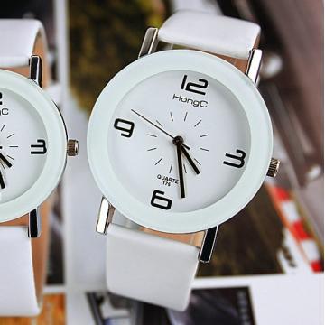 2017 Fashion Ladies Wristwatch Fashionable Unique Leather Watchband Watch Women 03 Wrist 38 mm