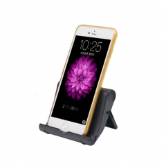 Desktop Tablet Cell Phone stand Portable Foldable   for all Android Smartphone, iPhone , ipads Black one size