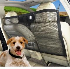 Vehicle Pet Net BarrierDog Safety Isolation Net Fit Cars,Van,SUV's