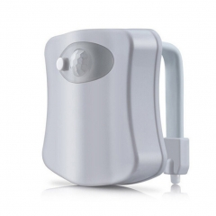 Toilet Night Light,Motion Activated Toilet Night Light 8 Color Changing Led Toilet Seat Light change 6.8 4.5