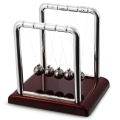 Newton Cradle Steel Balance Ball Desk Fun Toy Gift As picture normal
