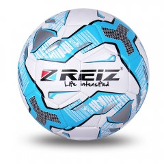 Reiz High Quality Official Size 5 Standard Pu Soccer Training Football Balls outdoor Training Ball