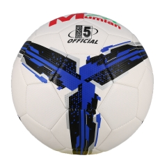 High Quality Official Size 5 Standard Pu Soccer Ball Training Football with Free Gift Net Needle