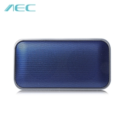 AEC BT - 207 Mini Bluetooth Speaker Portable Player with Strap Blue BT-207