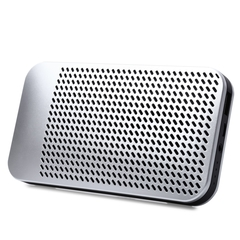 MX7-B Multi-function Bluetooth V2.1 Speaker with 5000mAh Power Bank Silver MX7-B