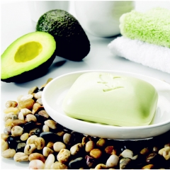 Forever Living Avocado face and Body Soap green