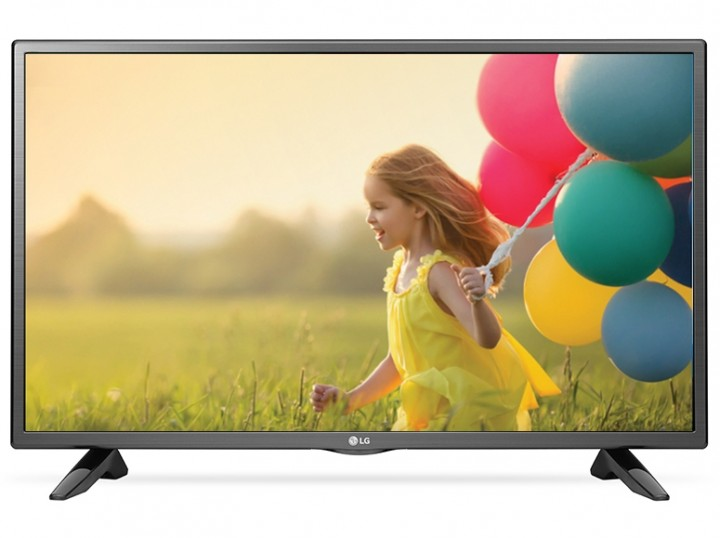 LG HD LED Display Digital Television  (32LH512U) - Black, 32 Inch TV