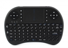 I8 Mini Wireless Keypad Air Mouse 2.4G Multimedia Touchpad Computer Remote Control