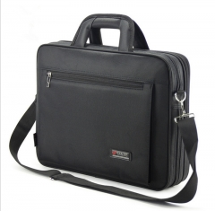 16 inch Oxford Briefcase Laptop Business Bags black 40*30*8