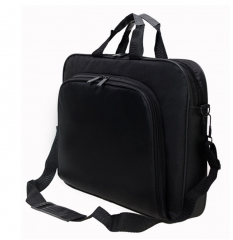 15-inch Shoulder Bag Messenger Bag Messenger Bag Business Man Briefcase black 40*29*8