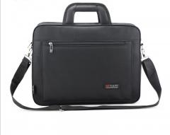 16 inch Oxford Briefcase Laptop Business Bags Male Handbag black 30*18*12