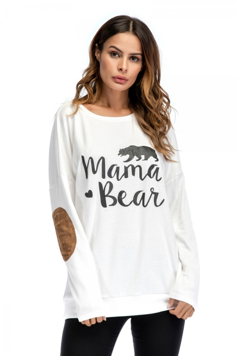 9a6745705f4dea Long Sleeve T-shirt Women Print Casual Tee Shirt Slim Female Tshirt Fashion  Autumn Ladies