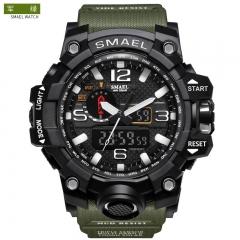 Watch Black+Army Green one piece