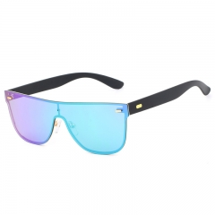Sunglasses Blue one piece