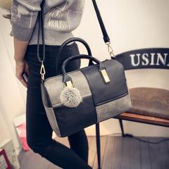 fashion women bag grey color one piece