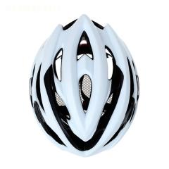 Fietshelm Vrouwen Mannen Ultralight In-mold Fietshelm capacete ciclism white #01