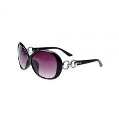 Oulaiou Classic Design New Fashion Accessories Anti - UV Sunglasses O717 black one size