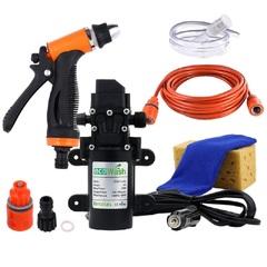 Ouchuangbo 12V High Pressure Cleaner Electric Washing Machine Car Washer Gun Pump