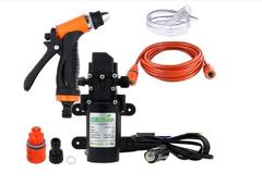 Ouchuangbo 12V High Pressure Cleaner Electric Washing Machine Car Washer Gun Pump