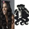 "BQ HAIR 8A 1/3/4 Bundles100% Brazilian Virgin Hair Body Wave Hair Weaves 100g/Bundle (10""~28"") nature black 18 18 18 18"