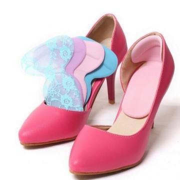 1 pcs Women's Soft Cushion Shoe Insert Foot Care Protector Shoes Accessories(Random Color) Random 15*8.5cm