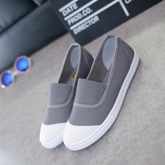 Fashion Flats  Shoes Woman Slip On Female Shoes Ladies  Casual Womens  Black White Shoes white 40