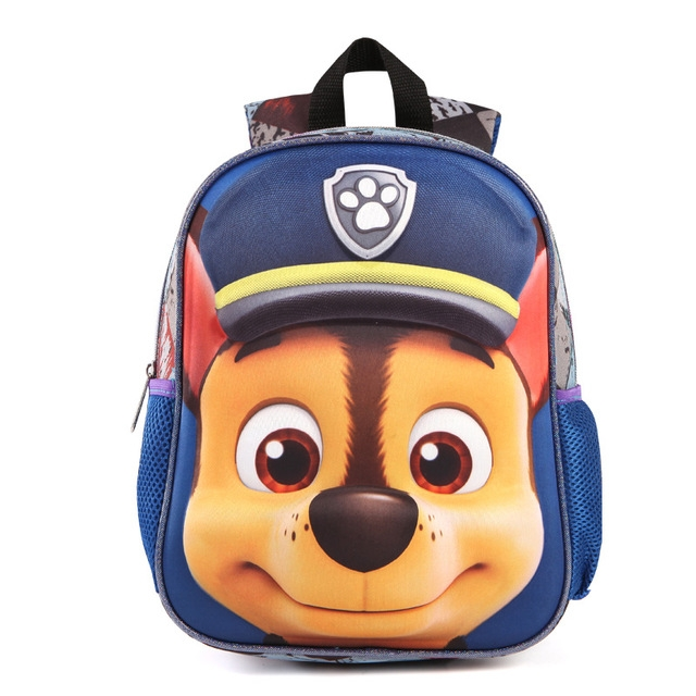 Little Kid Backpack Cartton Printing School Bag Backpacks For Boys/girls of Kindergarten Bag 02