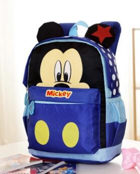 b38db185a4 2017 Cartoon Mickey children backpacks kids kindergarten backpack kid  school bags dark blue  Product No  610502. Item specifics  Brand