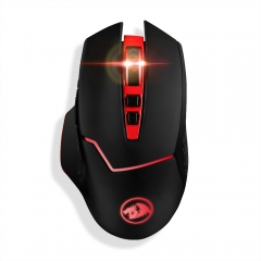 Gaming Mouse 7 Programmable Buttons Mice for MMO Pro Gamers PC Computer Laptop black #01