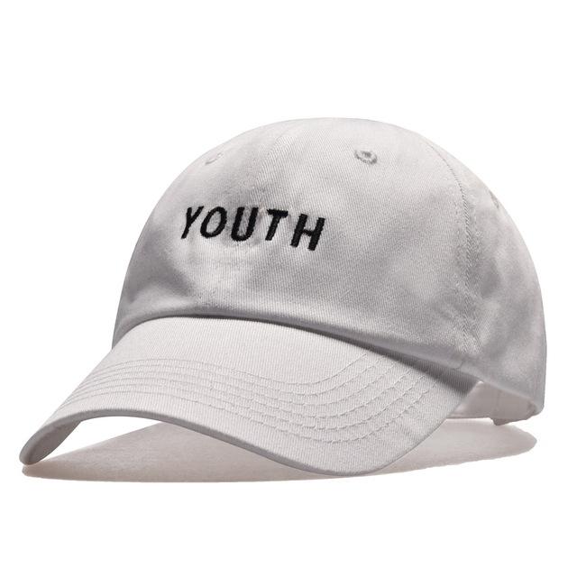 b0213eec734ce Drake YOUTH pray cap white baseball caps hip hop gorras strapback ...