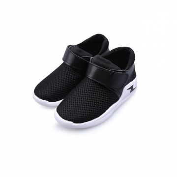 2017 new fall fashion baby boy toddler shoes breathable mesh mesh sport kids shoes black us 9.5