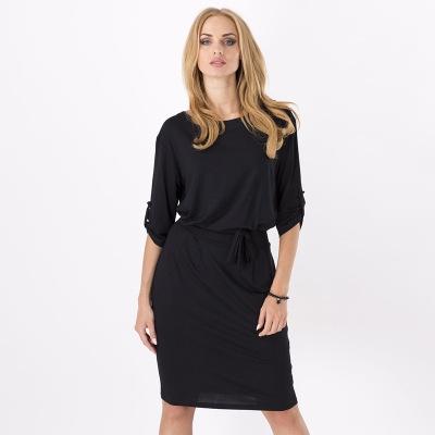 793e1762b1843 Fashion women dress Hot Sale Celeb Summer Autumn Middle Sleeve Casual Work  Charm Slim Dresses 01 xxl