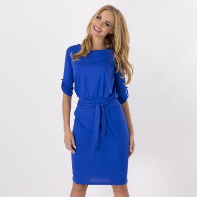 b2c7f3306cf62 Fashion women dress Hot Sale Celeb Summer Autumn Middle Sleeve Casual Work  Charm Slim Dresses 02 l