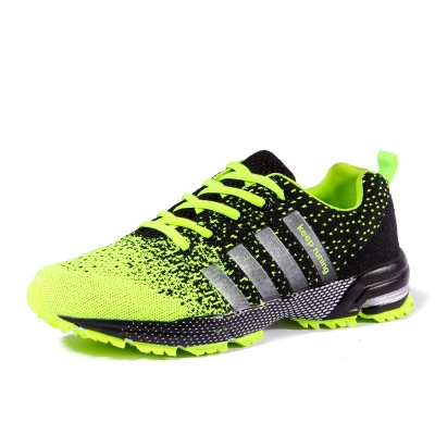 cb4474ead ... Fashion Light Breathable cheap Lace-up Men Shoes Human Race Casual Shoes  For Male Black Red Plus Size 35-46 Green Men A 6  Product No  1182661. Item  ...