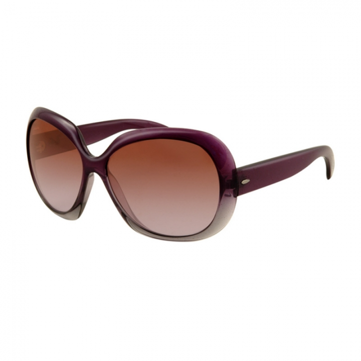 Men Brand Designer Sunglasses  Classic Eyewear Polarized Sunglasses Men Women purple one  size
