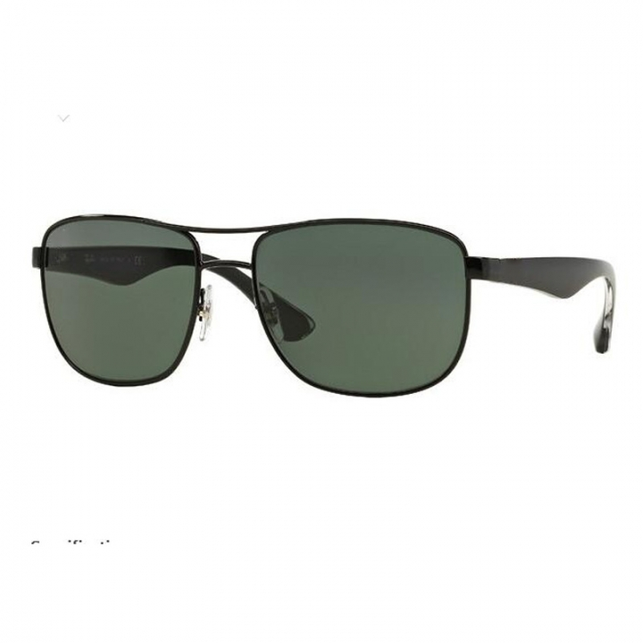 Sunglasses Metal Frame Men Goggle Polarized Sun Glasses Brand Designer Safe Driving black one  size