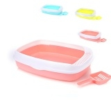 dog cat toilet Small dogs pet cleaning supplies Multicolor One Size