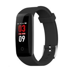 Smart Watch W8 Sports Passometer Smart Wristband For Android iOS Sleep Monitor black one size