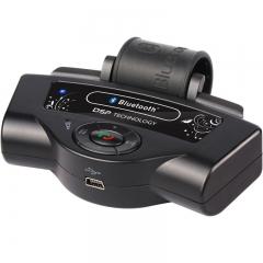 BT8109B steering wheel car Bluetooth hands-free Bluetooth headset phone dual phone handsfree MP3 black 1