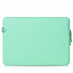 for Apple laptop bag liner package cowboy canvas Tablet PC case dark blue 15.4 inch